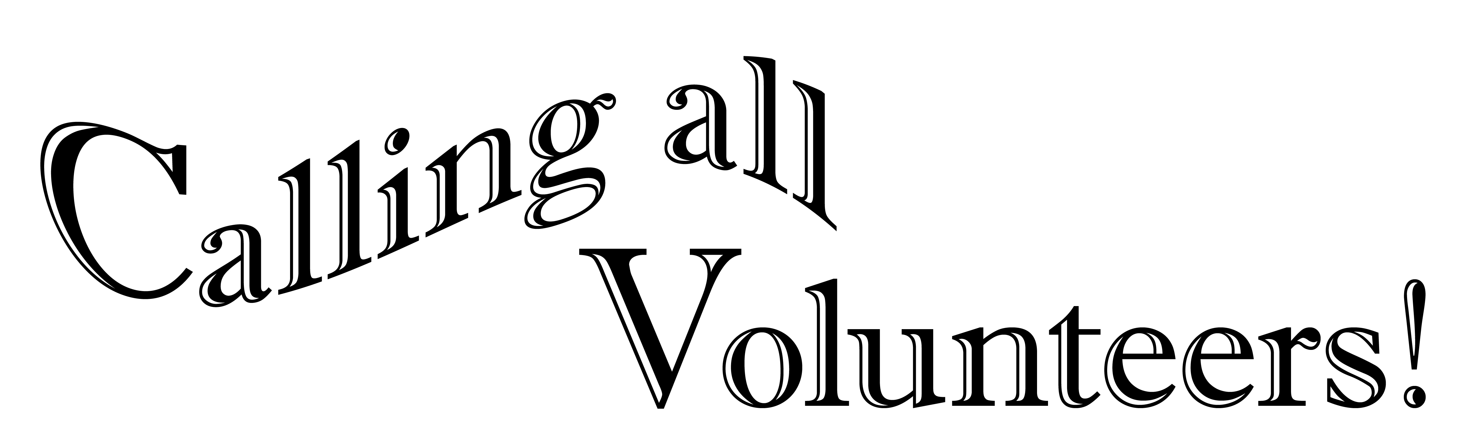 Volunteer Flyer Image